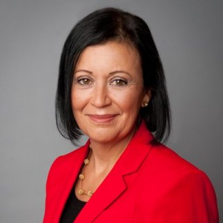 This is a picture of Marilynn Cruz-Aponte, director of Public Works for the Town of East Hartford