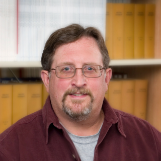 EPA Researcher Gary Ankley