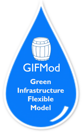 GIFMod green infrastructure flexible model