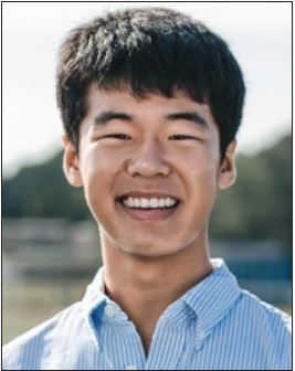Image of Kaien Y., Winner of the President's Environmental Youth Award