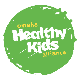 image of Omaha Healthy Kids Alliance logo
