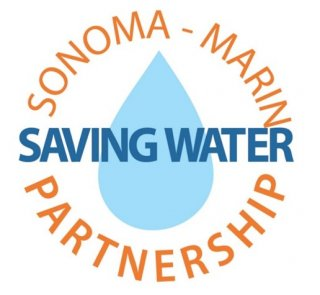 Sonoma-Marin Saving Water Partnership Logo