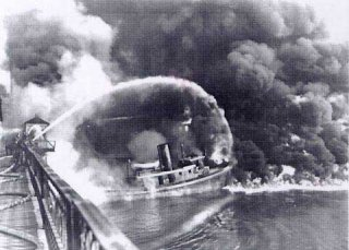 The 1969 Cuyahoga River Fire. In the late 1960s, degraded water quality became a huge concern when photos of the Cuyahoga River on fire were published.