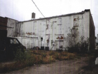 image of Maginnis old bldg NE BF story