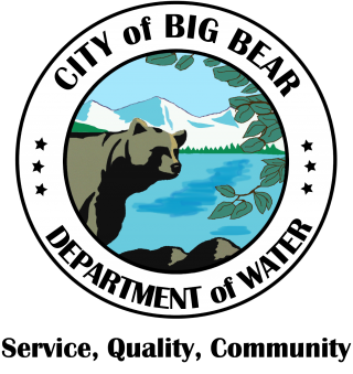 Big Bear Lake (California) Department of Water and Power Logo