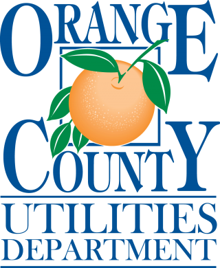 Orange County (Florida) Utilities Logo