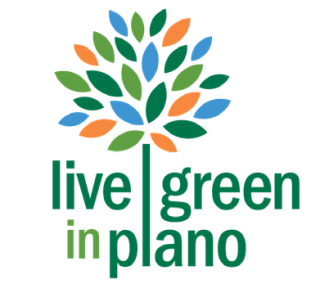 Live Green in Plano logo