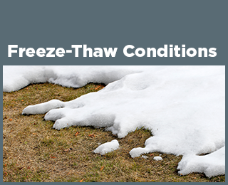 Freeze-Thaw Conditions