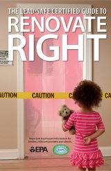 The lead-safe certified guide to renovate right