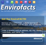 Link to Envirofacts