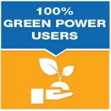 GPP 100% Green Power Users logo