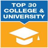 GPP Top 30 College & University logo