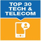 GPP Top 30 Tech & Telecom logo