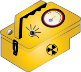 image of a Geiger counter