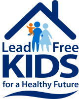 Lead Free Kids Logo, English