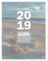 cover of Region 1's 2019 Accomplishments Report
