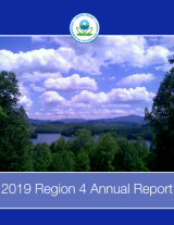cover of Region 4's 2019 Accomplishments Report